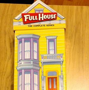 Rare find!!! Original complete series Full House